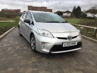 Toyota Prius 2013 with 12 months PCO