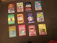 Children's joke book collection