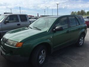 2003 Saturn VUE 4 CYL