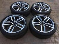 WANTED - Will pay cash for 18/19/20/21 Genuine Audi or VW Wheels