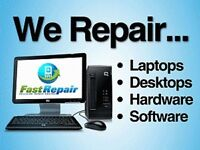 PC/Computer/Laptop Repair Service