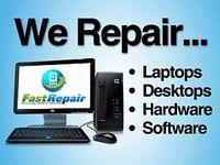 PC/Computer/Laptop Repair Service