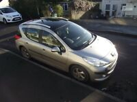 Peugeot SW 207 1.6 HDI LOW MILEAGE
