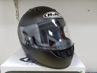 HJC CS-15 Helmet L - Matte Black Motorcycle Helmet *NEW*