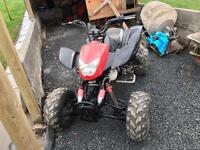 Zongshen 250cc Quad