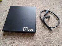 Quzb USB External DVD+-RW burner drive