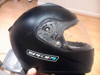 spada crash helmet