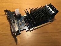 Asus GeForce 210 512mb PCI-E Graphic Card (silent 0db model)