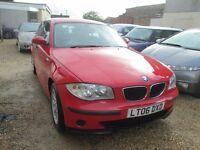 BMW 118I. 5 DOOR