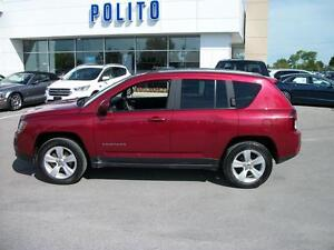 2014 Jeep Compass Sport 4WD Kawartha Lakes Peterborough Area image 8