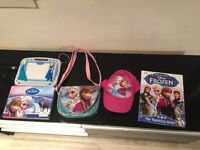 Disney Frozen bundle - Total @ new - £40- Christmas pack perfect stocking filler