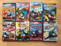 Thomas DVDs