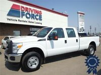 2013 Ford Super Duty F-350 SRW XL Crew Cab 4x4 w/Tow Package