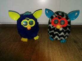 Pair of Furbys