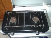 2 ring gas cooker