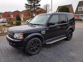 Land Rover Discovery 4 TDV6 HSE auto