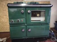 Green stanley cooker