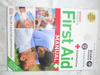St Johns Ambulance First Aid Manual. 9th Edition. Like new in mint condition