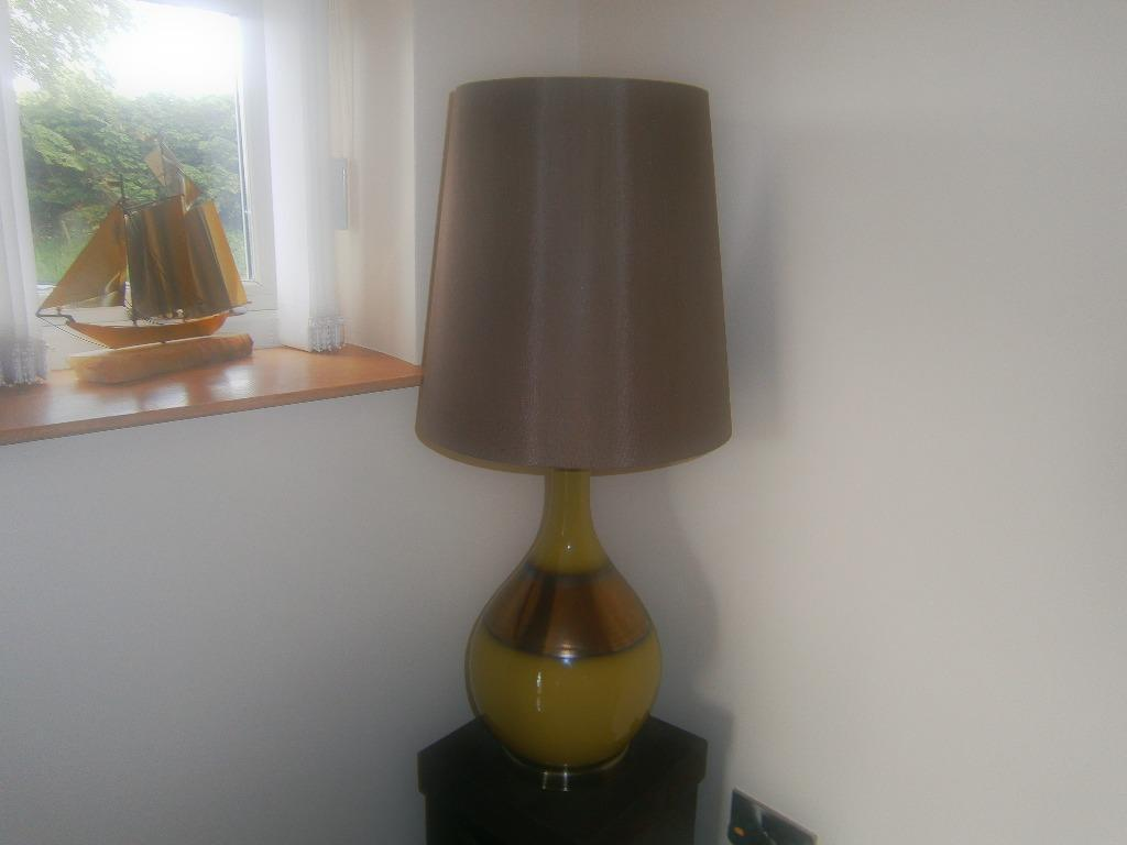 Lamp in londonderry county londonderry gumtree for Industrial floor lamp gum tree