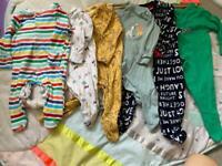 0-3months baby Boy Clothes Bundle