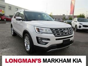2017 Ford Explorer Limited V6 4WD 301A Package