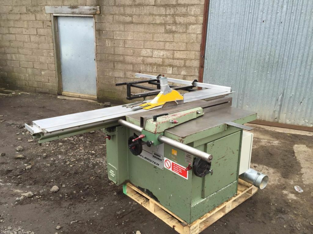 Joinery Workshop for Sale SCM Wadkin Samco DeWALT Woodworking Machinery | in Murrayfield ...