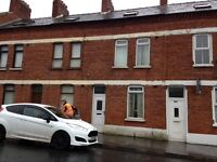 Ainsworth Avenue , Belfast . DSS FAMILY WANTED - LOW DEPOSIT!!