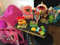 Cheap Mixture of kids good toys good condition baby