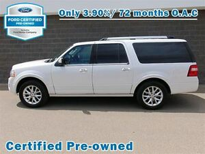 2017 Ford Expedition Max Limited (Certified Pre-Owned)