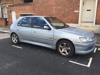 Peugeot 306 XSi MOT'd & Taxed, Spares or Repairs