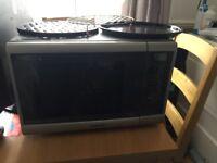 Panasonic microwave combination
