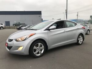 2012 Hyundai Elantra GLS Automatic Sunroof Loaded Only 99,000Km