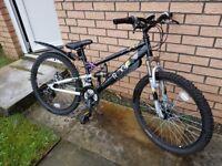 Apollo Ridge - kids mountain bike