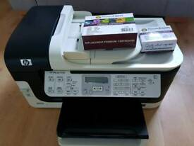 HP officejet 6500 with brand new ink unopened