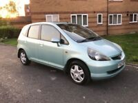 2003 HONDA JAZZ 1.4 MANUAL 4 DOORS HATCHBACK EXCELLENT CAR LOOKS AND DRIVES WELL