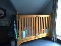 Special needs Cot bed, suitable For child or young adult