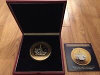 2012 supercrown diamond jubilee commemorative gold coin