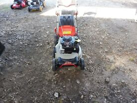 "NEW LAWNKING 21""CUT SELF PROPELLED LAWMOWER"
