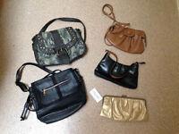 Womens handbag bundle