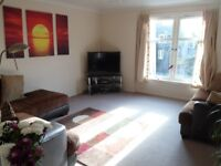 To Let - Spacious Rosemount 2 bedroomed fully furnished flat with parking