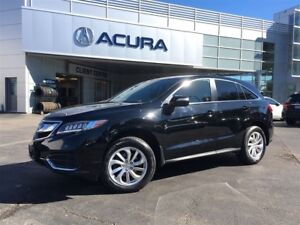 2016 Acura RDX BASE | LEATHER | RATESFROM2.9% | HTDSEATS | TINT