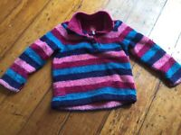 Joules jumper age 5 girls