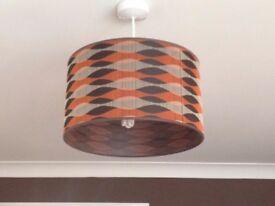 light shade and matching lamp shades