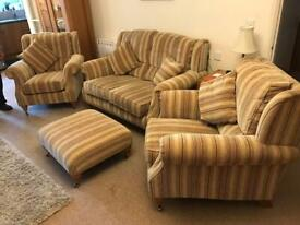 Except condition Parker Knoll Suite Possible Delivery