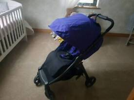 Mamas and Papas Armadillo pushchair Blue Fizz