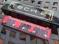 Tech 21 'Fly Rig' RK5 quality compact multi effects board