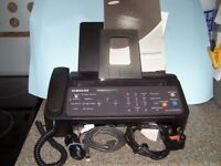 Samsung Inkjet SF-375TP Printer/Telephone /Answering Machine/Fax