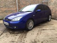 2004 Ford Focus ST170 not gti vxr corsa polo rs megane golf r yaris clio