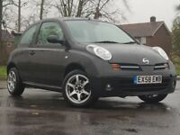 Nissan Micra 1.2 16v 25th Anniversary Hatchback 3dr Petrol Manual