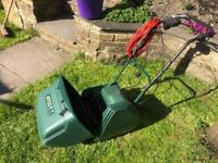 Atco Windsor 12s electric lawnmower
